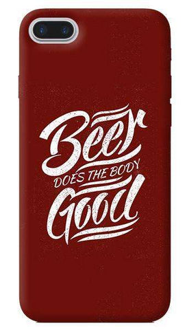 Beer Does Good Apple iPhone 7 Plus Case