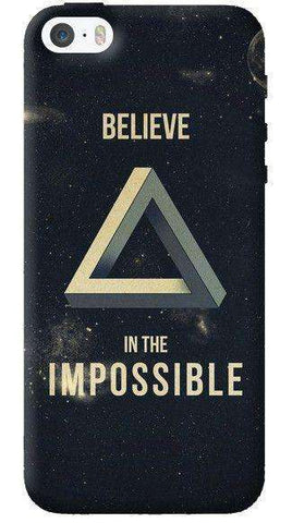 Believe In The Impossible Apple iPhone 5C Case