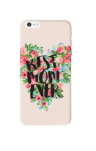 Best Mom Ever Apple iPhone 6 Plus Case