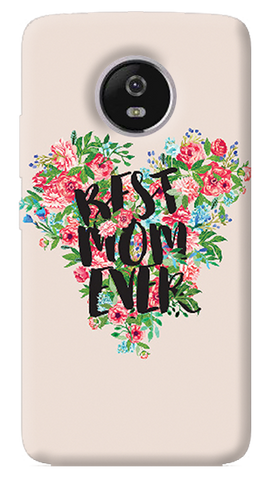 Best Mom Ever Motorola Moto G5 Plus Case