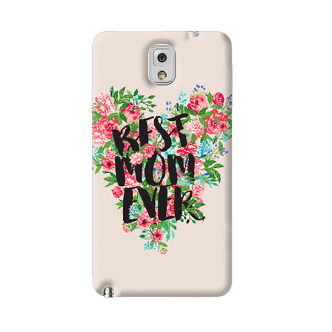 Best Mom Ever Samsung Galaxy Note 3 Case