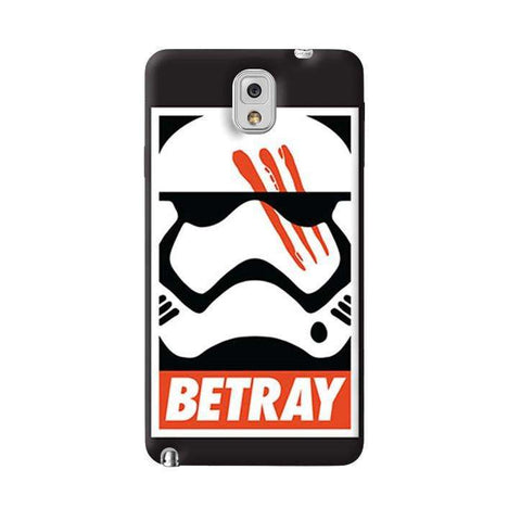 Betray  Galaxy Note 3 Case