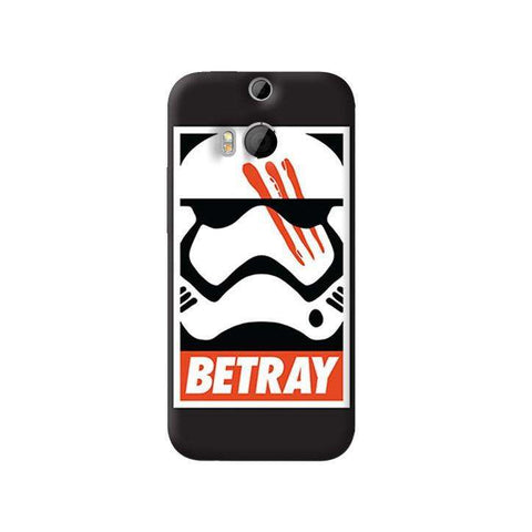 Betray  HTC One M8 Case