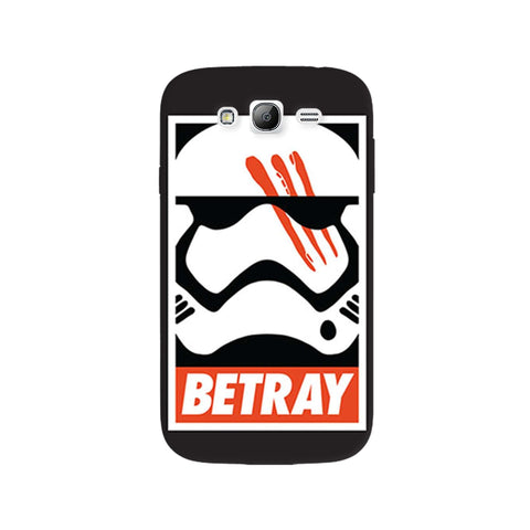 Betray  Samsung Galaxy Grand Case