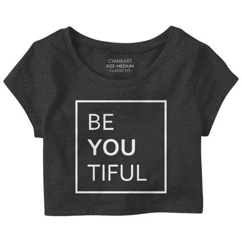 Beyoutiful Crop Top