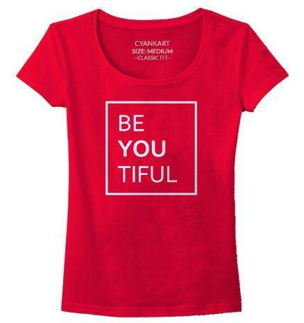 Beyoutiful Women's T-Shirt
