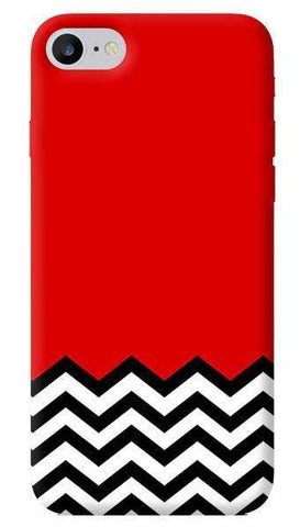 Black Lodge iPhone 7 Case
