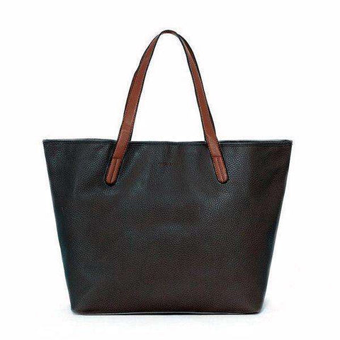 Black Mango Tote Bag