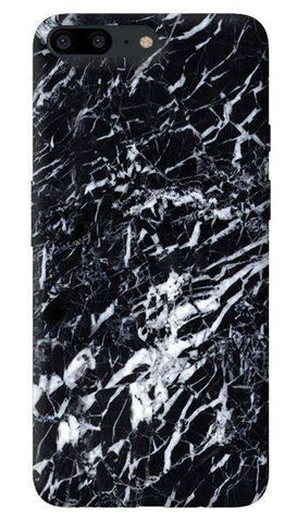 Black Marble Oneplus 5 Case