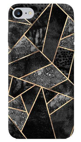 Black Stone iPhone 6/6S Case