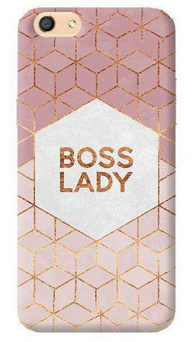 Boss Lady Oppo F3 Case