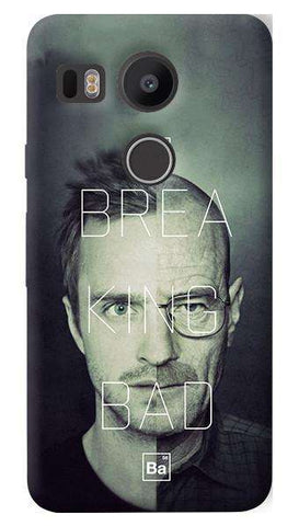 Breaking Bad  Nexus 5X Case