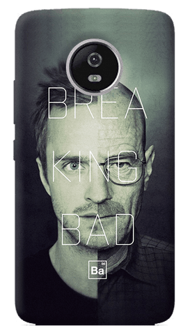 Breaking Bad Motorola Moto G5 Plus Case
