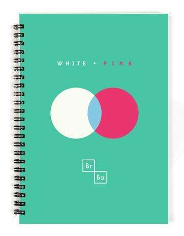 Breaking Bad Notebook