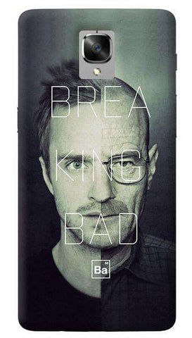 Breaking Bad Oneplus 3/ 3T Case