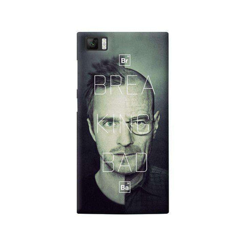 Breaking Bad Xiaomi Mi3 Case