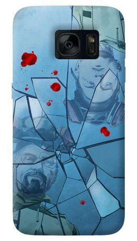 Breaking Meth   Samsung Galaxy S7 Case