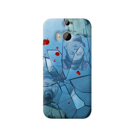 Breaking Meth HTC One M8 Case