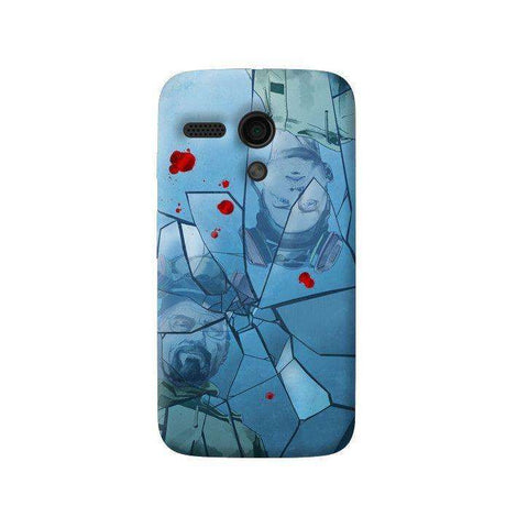 Breaking Meth Moto G Case