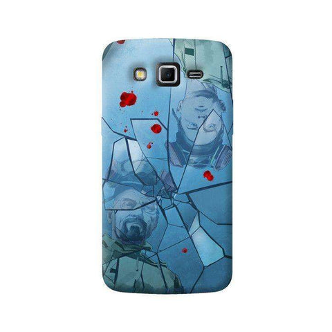 Breaking Meth Samsung Galaxy Grand 2 Case