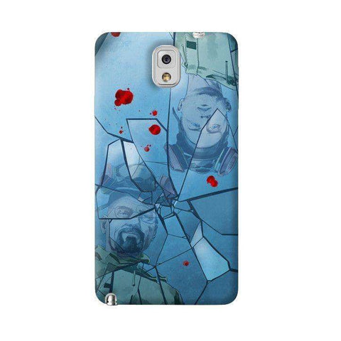 Breaking Meth Samsung Galaxy Note 3 Case