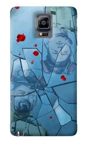 Breaking Meth Samsung Galaxy Note 4 Case