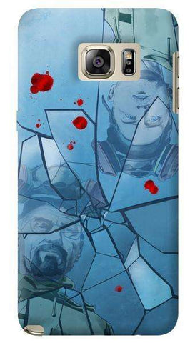 Breaking Meth Samsung Galaxy Note 5 Case