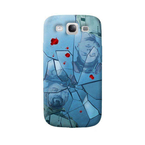 Breaking Meth Samsung Galaxy S3 Case