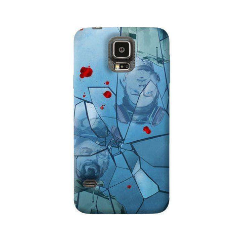 Breaking Meth Samsung Galaxy S5 Case