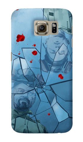 Breaking Meth Samsung Galaxy S6 Case
