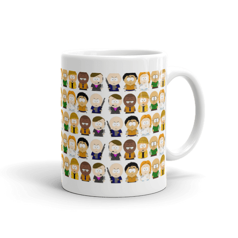 Breaking South Park Coffee Mug