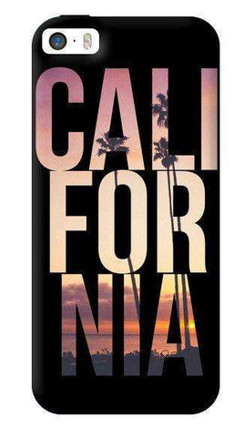 California Apple iPhone 5/5S Case