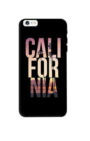 California Apple iPhone 6 Plus Case