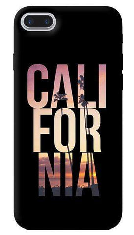 California Apple iPhone 7 Plus Case