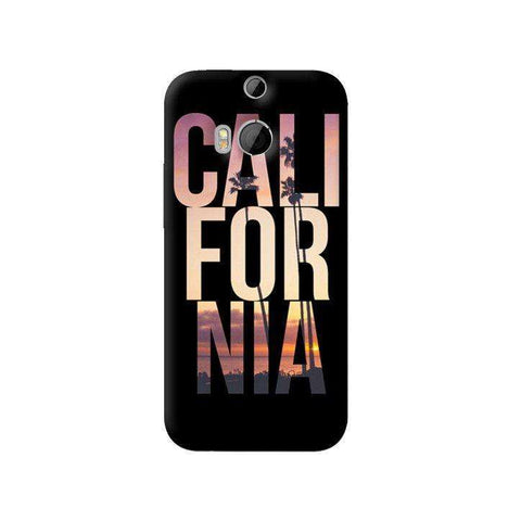 California HTC One M8 Case