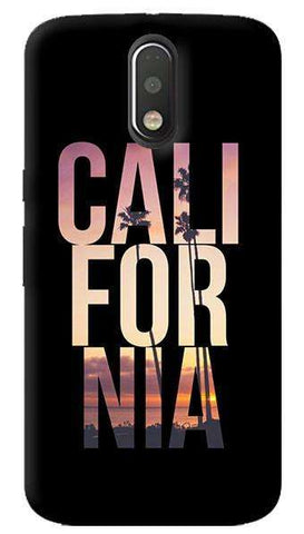 California Motorola Moto G4/ G4 Plus Case