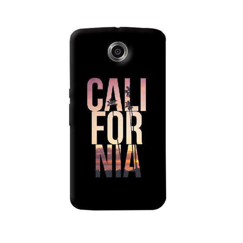 California Nexus 6 Case