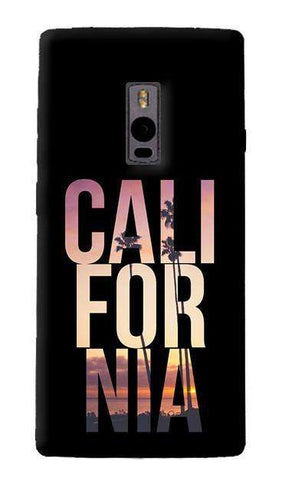 California OnePlus Two Case