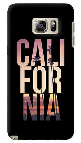 California Samsung Galaxy Note 5 Case