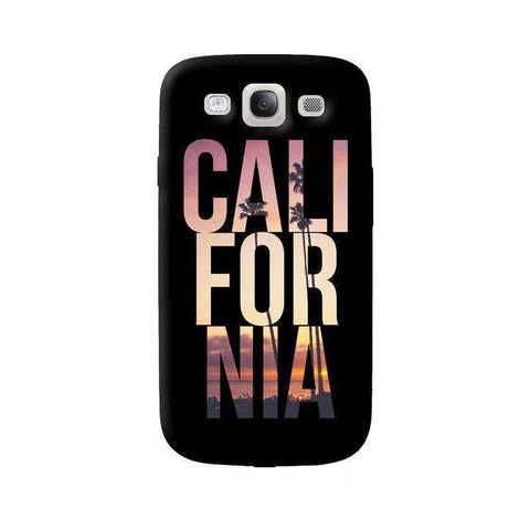 California Samsung Galaxy S3 Case