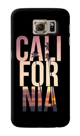 California Samsung Galaxy S6 Case