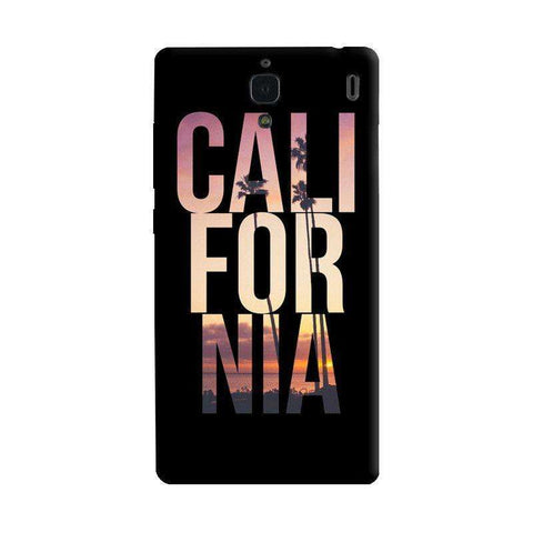 California Xiaomi Redmi 1S Case