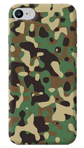 Camo Apple iPhone 7 Case