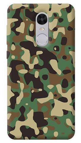 Camo Xiaomi Redmi Note 4 Case