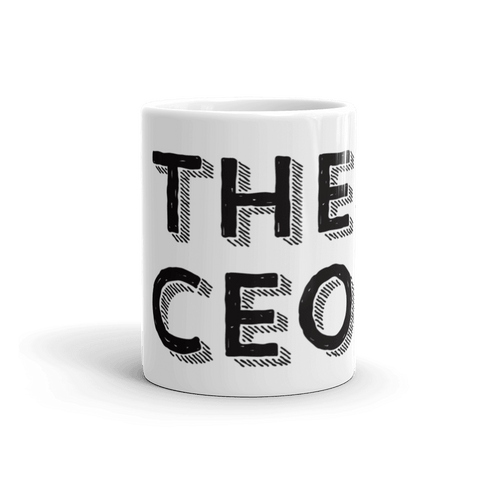 CEO Coffee Mug