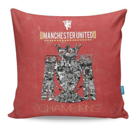 Champions 2011 Cushion Cover