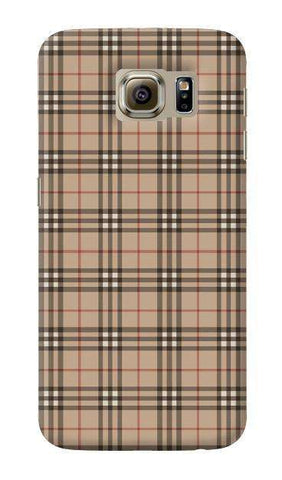 Checks Plaid  Samsung Galaxy S6 Case