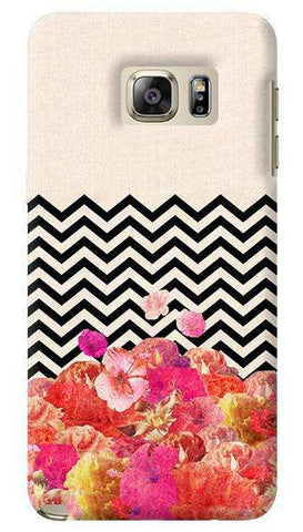 Chevron Floral Samsung Galaxy Note 5 Case