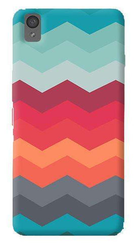 Chevron Levels   Oneplus X Case
