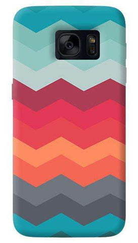 Chevron Levels   Samsung Galaxy S7 Case